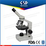Microscopio biológico educativo directo de la fábrica de FM-F