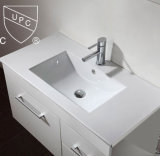 Amerika Cupc Hand Wash Sink in Bathroom Countertop Vanity (SN1548-100)