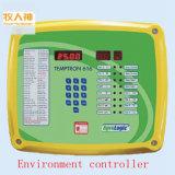 Controlador personalizado Temptron 616 do ambiente para rebanhos animais