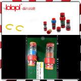Gas-Block Microduct Stecker, gasen luftdichten Stecker, Mikrorohrverbinder