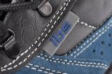 Pattini di sicurezza di alta qualità, caricamento del sistema poco costoso di sicurezza, commercio all'ingrosso L-7006 delle calzature di sicurezza