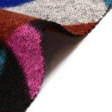 Tessuto di lana delle lane variopinte per la mano protettiva di modo