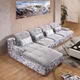 Spätestes neues modernes Sofa-gesetzte Wohnzimmer-Möbel des Entwurfs-2016
