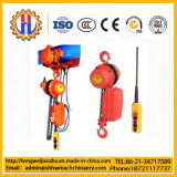 Hoist vertical Bed Wire Rope Hoist/PA100 220/230V 400W 50/100kg 10-5m/Min