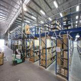 Piso de entresuelo resistente del almacenaje del almacén de la estructura de acero
