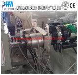 tubulações elétricas da canalização do PVC da extrusão dobro de 16-40mm que fazem a máquina