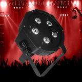 Placa de plástico 10W Quad 4in1 PAR LED American DJ Light