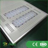 Projeto do cliente para a luz de rua 60W solar com preço do competidor