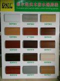 Haut-Imated conseil de bordage de moulage de mur de PVC de Combinted