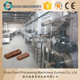混合のチョコレートカラメルおよびNougat棒生産機械