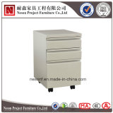 A manufatura de Guangzhou fêz o gabinete de arquivo móvel do metal (NS-ST042)