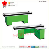 Bazarette Automatic Cash Table et Checkout Counter (OW-C005)