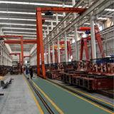 Высокоскоростной передвижной тип 5 подвергать механической обработке Gantry Gantry оси