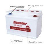 Belastete Automobilbatterie (DIN70) trocknen
