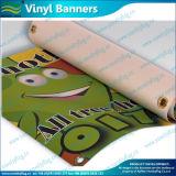 O dobro tomou o partido a bandeira impressa dos posteres do PVC do vinil do engranzamento (M-NF26P07009)