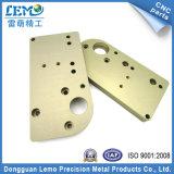 サンドブラストのアルミニウムから成っている中国の製造者CNCの部品
