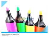 Sell caldo 4PCS Highlighter Marker Pen con Clip