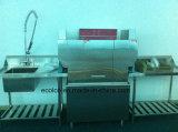 Macchina automatica professionale della lavapiatti dell'hotel Eco-M90