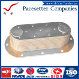 Memoria del radiatore dell'olio dello scambiatore di calore dell'acciaio inossidabile per il motore diesel