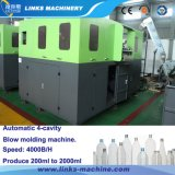 De automatische Blazende Machine van de Fles van het Huisdier van de Hoge druk voor Plastic Fles