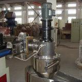Riciclaggio della riga d'asciugamento di pelletizzazione del film di materia plastica