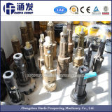 Bit Drilling dos bits DTH do furo de explosão do diâmetro 550-700mm para a venda