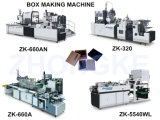 Вполне Automatic Rigid Установило-вверх Box Making Machinery (ZK 660A)