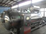 Autoclave de vapor inteiramente automática do aço inoxidável (Sterilizer) para o alimento (tipo do pulso)
