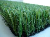 Grama artificial do esporte do futebol para o futebol