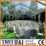 Tente d'abri extérieure d'exposition de grande structure en aluminium mobile