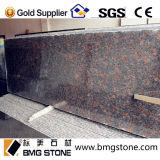 Ventas amarillas de oro barato Polished del azulejo del granito