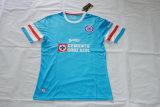 Lle magliette di 2016/2017 di stagione di gioco del calcio di Cruz Azul