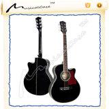 Klassischer Akustikgitarre-Großverkauf China