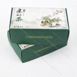 Eindeutige Entwurfs-Wein-Geschenk-/Papier-Getränk-Kasten-Punkt UV-Beschichtung
