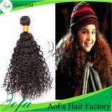 7A 급료 도매 브라질 Virgin 머리 사람의 모발 연장