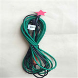 cable térmico del suelo del cable térmico de la planta 10m con la certificación del Ce