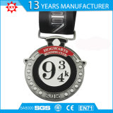 Medalla suave del metal 3D del esmalte del diseño del cliente
