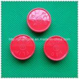 20mm tapa con lengüeta, Flip fuera del sello (puede hacer orden de encargo), Arranque Cap, de fácil apertura Cap