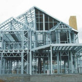 Erschwingliches vorfabriziertstahlkonstruktion-Gehäuse