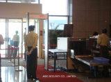 Porta do detetor de metais do Archway do LCD da grande tela de 18 zonas