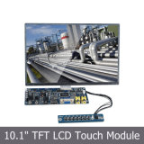 "10.1の"" TFT 1024X600 LCD Touch Screen SKD Module"