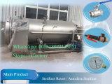 Presión contador esterilizador retorta de tarros de cristal con 2000 l de capacidad