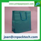 Brilhante todo o saco de papel de impressão da cor