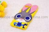 Samsung J7 Oppo Neo7 (XSD-003)のための新しいウサギのシリコーンの携帯電話の箱