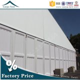 10X25m lindo Solid Aluminium Structure ABS Wall Event Tent com Wooden Floor