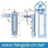 Fechamento elétrico do armário do fechamento seguro elevado do plano da liga do zinco Yh9616
