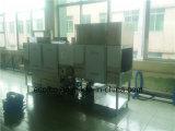 Macchina automatica della lavapiatti del trasportatore della cremagliera di Eco-1A