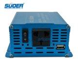 De Omschakelaar van de Prijs van de Fabriek van Suoer 500W gelijkstroom 24V aan AC 230V de Omschakelaar van de Macht (srf-500B)