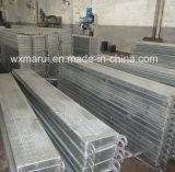 Безопасная палуба Durable Metal в лесах