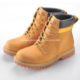 La seguridad de Brown Nubuck patea los zapatos de seguridad de la selva M-8179